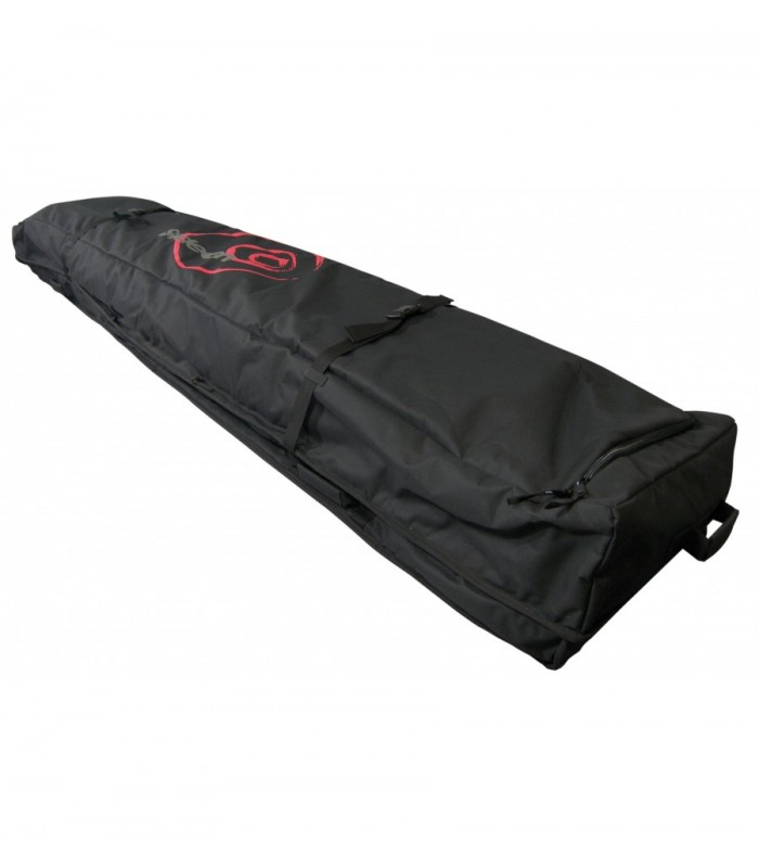 Sideon housse quiver sails bag flat ultimate gliss for Housse ski roulette