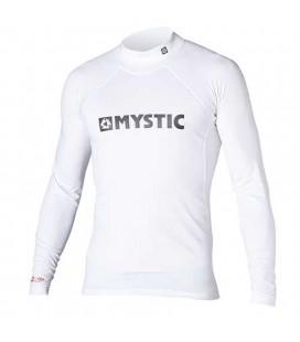 MYSTIC STAR L/S RASHVEST WHITE