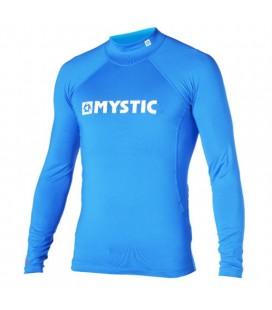 MYSTIC STAR L/S RASHVEST BLUE