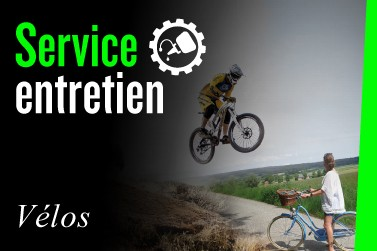Service Entretien
