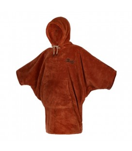MYSTIC PONCHO TEDDY WOMEN RED 2021