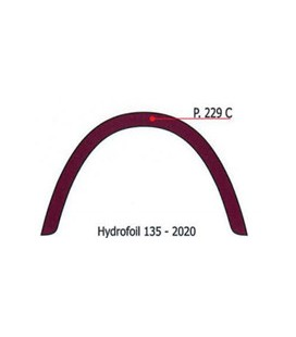 JP NOSE PROTECTOR HYDROFOIL 135 2020/2021