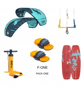 PACK F ONE BANDIT + BOARD ET EQUIPEMENT + POMPE + BARRE