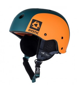 MYSTIC CASQUE MK8 ORANGE