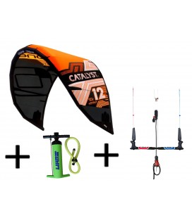 OZONE PACK CATALYST V1 KITE 2017