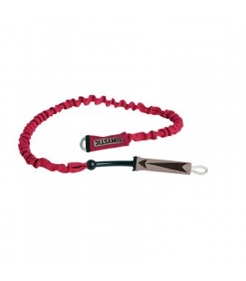 MYSTIC HANDLEPASS LEASH RED