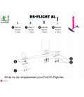 KIT VIS INOX A4 pour Foil RS FLIGHT AL
