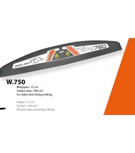 SELECT WING SET 750.EVO