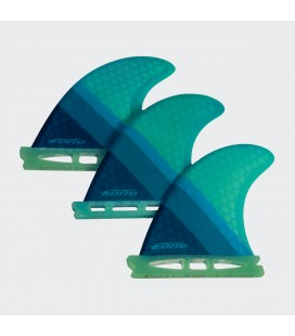 F-ONE FLOW XS SURFBOARD FINS 2018