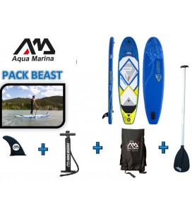 AQUAMARINA PACK SUP ADVANCED BEAST 2018