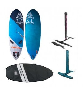 PACK STARBOARD/NEILPRYDE CARV IQ 131 FLAX BALZA CARBON F4