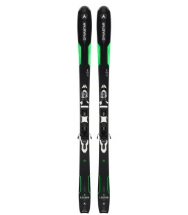 DYNASTAR LEGEND X80 + FIXE XPRESS 11 B83 BLACK GREEN 2019
