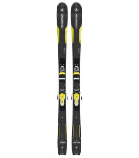 DYNASTAR LEGEND X75 + FIXE XPRESS 10 B83 BLACK YELLOW 2019