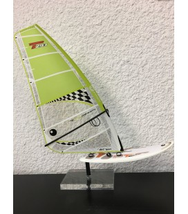 MINIATURE WINDSURF ONE DESIGN TRIBORD 293