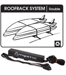MYSTIC ROOFRACK DOUBLE