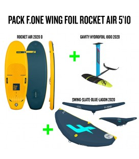 PACK F-ONE WING FOIL ROCKET AIR 5'10