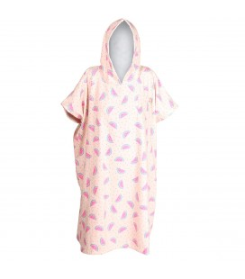 AFTER ESSENTIALS PONCHO WATERMELON NUDE 2020