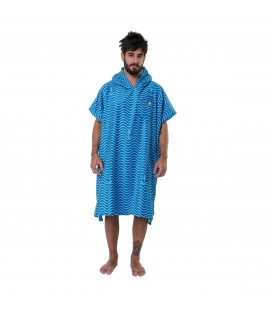 AFTER ESSENTIALS PONCHO WAVES MARINE 2020
