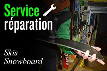 Service Réparation